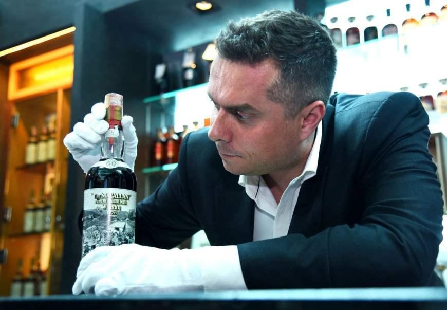 Продать элитный алкоголь скупщикам